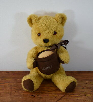 Vintage Chad Valley Chiltern Honey Teddy Bear 11 Inches