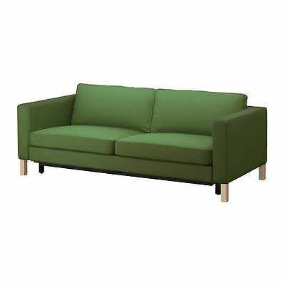 2 DAY SALE SPECIAL! New IKEA KARLSTAD cover for 3-seat sofa bed in SIVIK GREEN !