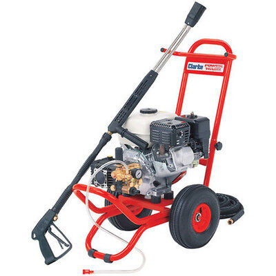 Clarke PLS135AH Heavy Duty Petrol Pressure Washer - 1740psi - 7330265