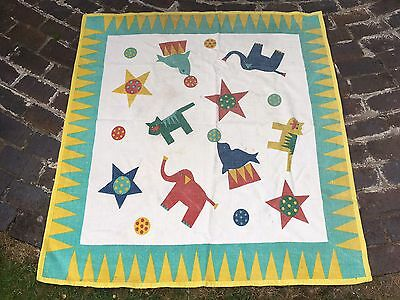 IKEA Childrens Rug Low Pile Kids Mat Carpet Active Play