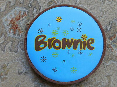 Brownie pencil case - Girl guides, Girlguiding, Brownies