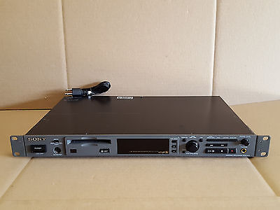 Sony MDS-E12 Professional MiniDisc MD Recorder/ Player #02