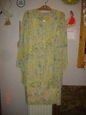 JACQUES VERT 2 Piece silk Dress Suit OCCASION Wedding Mother Of The Bride