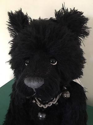 Charlie Bears Mr Pickwick Limited Edition Isabelle Lee Mohair Bear - Retired
