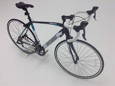 High Quality White Alloy Sport Speed Road Racing Bike Shimano Gears 16 Speed