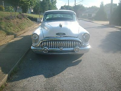 1953 Buick Other  1953 buick special 2dr hardtop