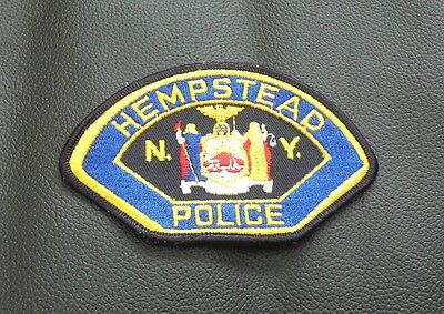 Hempstead New York Police Shoulder Patch