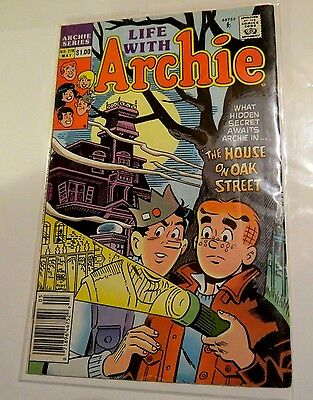 Life with Archie #278 Archie Series Copper age Comic CB1554