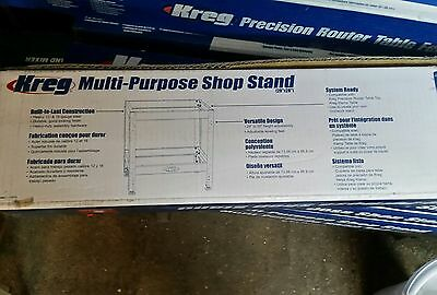 KREG Multi -Purpose Shop Stand, Router Table, KRS1035 BIN#SBS