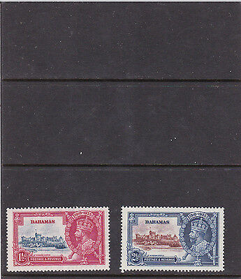 Bahamas Scott 92-93 MNH ( lot SP-21 )