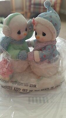 Precious Moments Snow Friends Collection Figurines