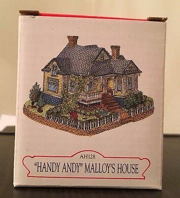 Liberty Falls Collection: Handy Andy Malloy's House