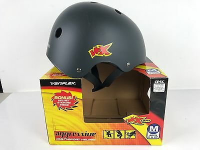 Variflex HELMET Classic SKATE Helmet Multi-sport Helmet Safe, Light weight. NEW