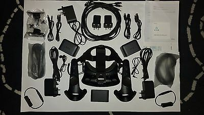 HTC Vive VR Headset, Excellent condition boxed with all accessories, many photos