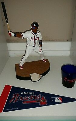 Mlb Atlanta Braves Heywood  Mcfarlane Figure