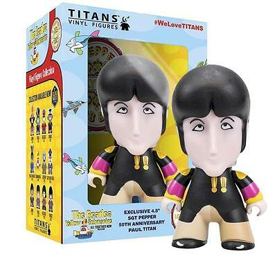 The Beatles Sgt Peppers Lonely Hearts Club Band Paul McCartney Titans Figure