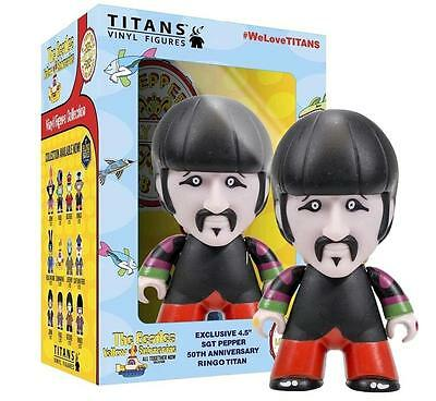 The Beatles Sgt Peppers Lonely Hearts Club Band Ringo Starr Titans Vinyl Figure