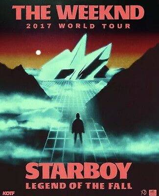 2x The Weeknd Tickets Sydney (A Reserve/Telstra Release)