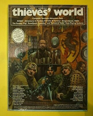 Robert L. Asprin's Thieves' World by Chaosium Inc.