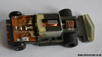 New un ran Tyco TCR Jam car complete rolling chassis just add your own body