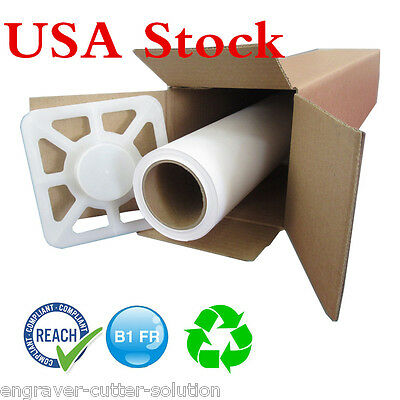 """USA!! Sample 180gsm Backlit Textile Fabric for Light Boxes 36""""x45´ (0.914mx15m)"""