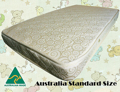 OZ made Foam Cot Mattress Baby Cot Mattress Australia Standard Size