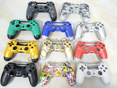 21 Color Replacement Housing Shell Case Cover For PS4 Playstation 4 Controller