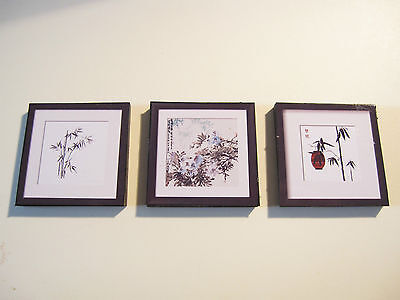 3 Dolls House Miniature Prints Ch1