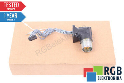 Connector 12Pin For Motor Mpl-A420P-Hj72Aa Series A Allen-Bradley Id32317