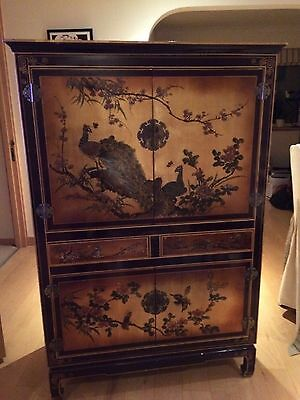 Antique Chinese Tv  Cabinet