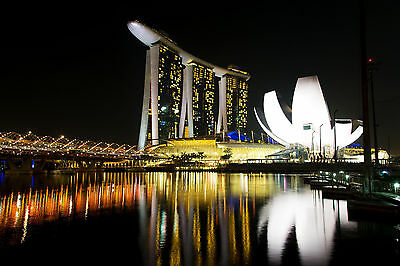 Aktion: Singapur in Business-Class nur 2.490,- EUR