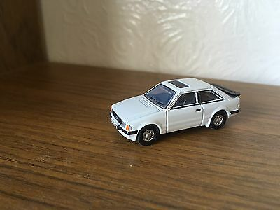 1:76 Scale Model Cars Ford Escort