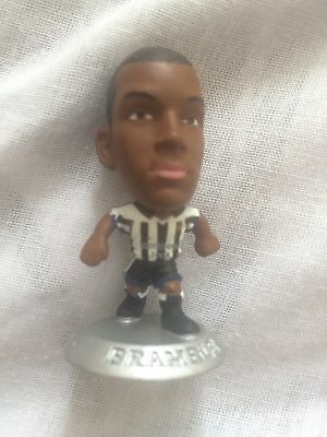 Titus Bramble Newcastle United Corinthian Microstar Silver Base