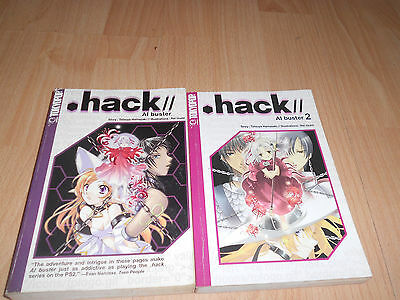 .hack Ai Buster, Volumes 1 And 2 [ Complete ]