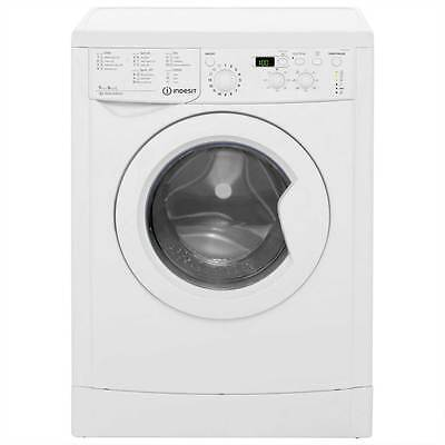 INDESIT Ecotime IWDD7143 Washer Dryer 7Kg/5Kg 1400 rpm - White (WD8)