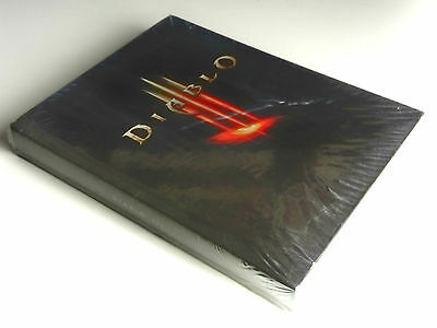 Diablo III 3 Official Limited Edition Strategy Guide Hardback Book NEW/SEALED