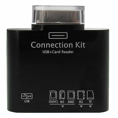Connection Kit USB SD Speicher Kartenleser Adapter Samsung Galaxy Tab Card Reade