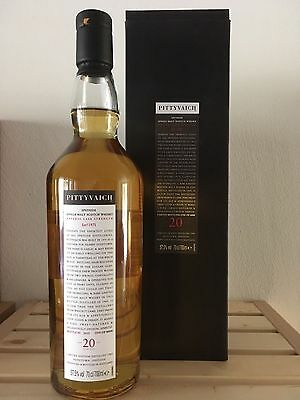 Pittyvaich 1989, 20y, Special Release 2009