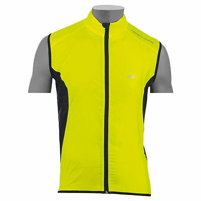 Chaleco Northwave North Wind Amarillo-Negro