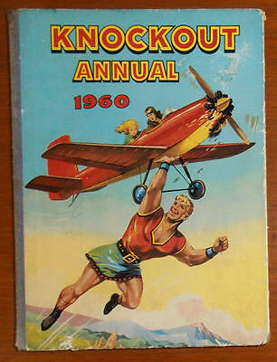 KNOCKOUT Comic Book Annual 1960 - Billy Bunter Valiant