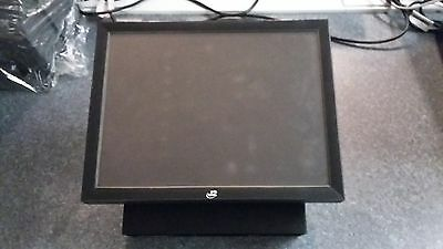 J2 Model No. 550 Touchscreen POS EPOS Computer All in one with PSU