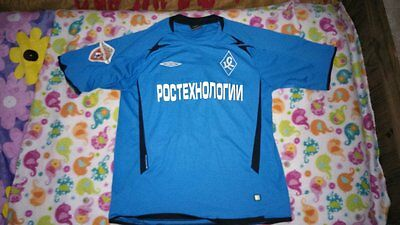 Krylia Sovetov Samara Umbro match worn shirt
