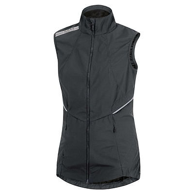 Chaleco Gore Bike Wear Air Mujer Windstopper AS Negro