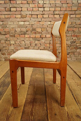 True Mid Century Design Dining Room Chair - Vintage 60er 60s Chair Dining Chair