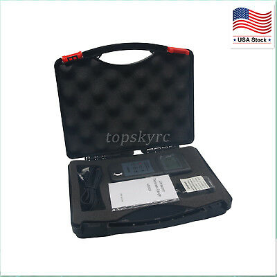 Portable Digital Ultrasonic Thickness Gauge Ultrasonic Tester Meter RISEPRO US