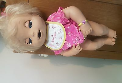 baby alive 2006 soft face hasbro