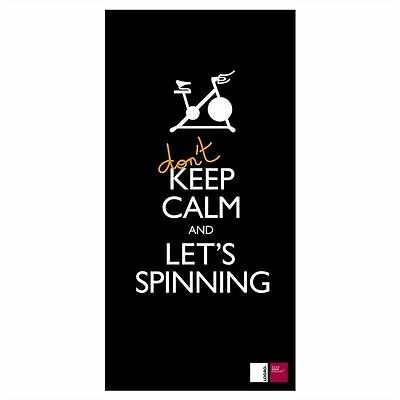 Toalla Logro Let's Spinning 95x50