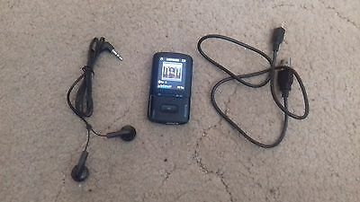 philips go gear vibe 8gb mp3 player