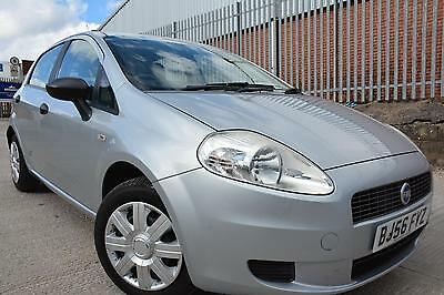 Fiat Grande Punto Active 1.2 5 Door*one Lady Owner*low Mileage*full Mot*