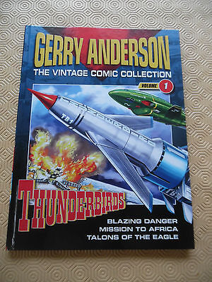 Gerry Anderson The Vintage Comic Collection Annual Volume 1 - Thunderbirds